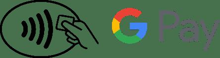 Google Pay checkout symbol